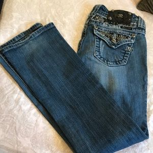 Miss Me jeans 25